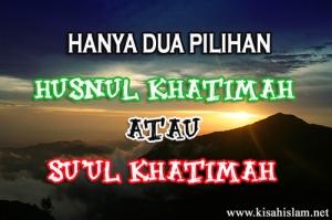 Husnul-Suul-Khatimah